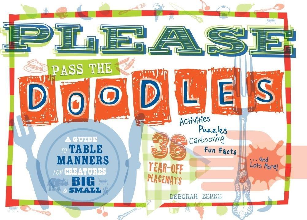 Please Pass Doodles Deborah Zemke product image