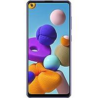 Samsung Galaxy A21s, 4GB RAM, 64GB Storage, Blue