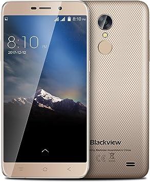 Teléfonos móviles Blackview A10 Cámara trasera doble 3G Smartphone ...