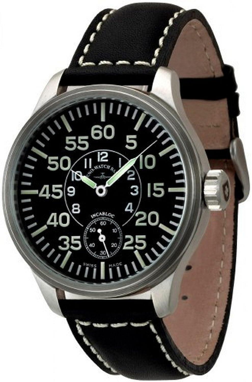 Winder Observer 8558 Zeno Herrenuhr 6ob Watch Pilot A1 Os PX8nOw0k