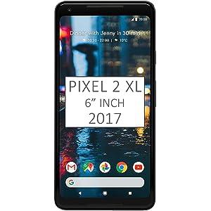 Pixel 2 XL Unlocked 64gb GSM/CDMA - US warranty (Black