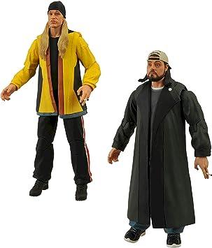Diamond Select Toys Jay and Silent Bob Strike Back Bob Action Figure