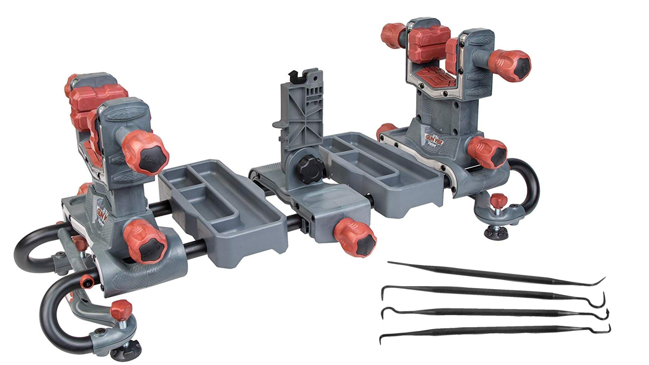 Tipton Ultra Vise (Vise with Trays & Pick Set) by Tipton