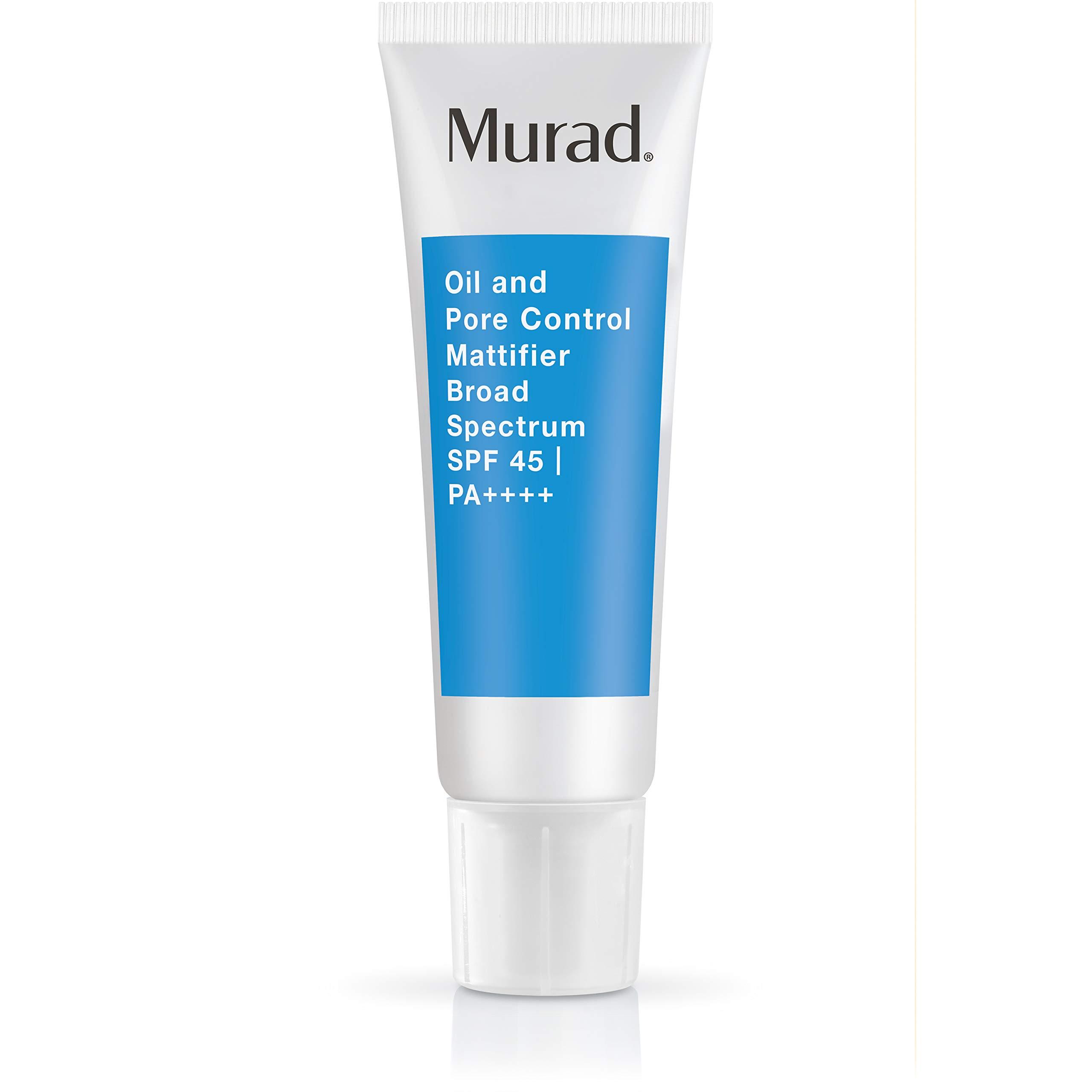 Murad Oil and Pore Control Mattifier Broad Spectrum SPF 45   PA++++