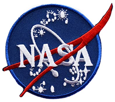 espace Patch brodé Space is my home astronaute patch thermocollant 7,3 cm
