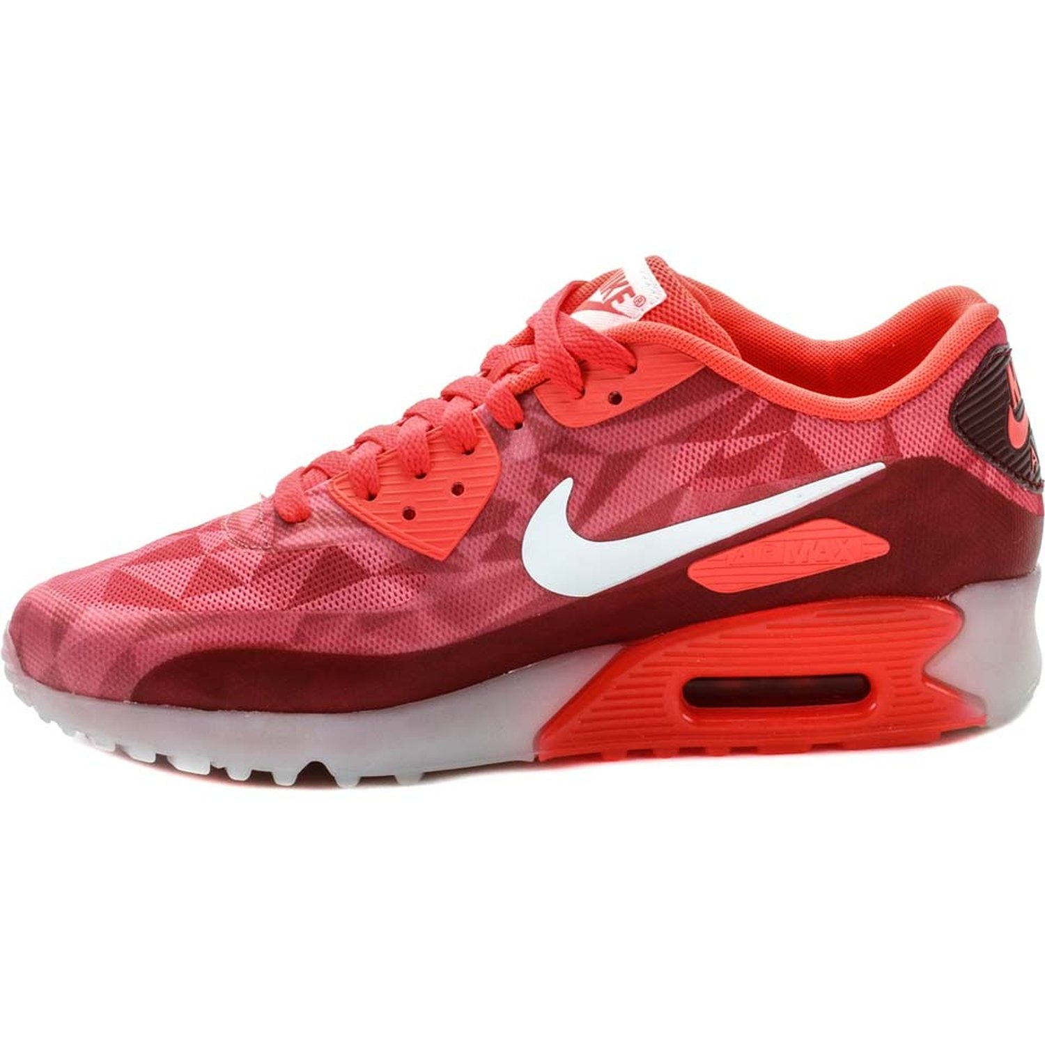 d64e83a1496e Amazon.com  Nike Mens Air Max 90 Ice Running Shoes Red 11.5  Sports    Outdoors