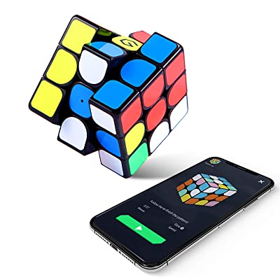 New Colorful Stickerless Time Machine Magic Cube Speed Cube Puzzle Twist Toys