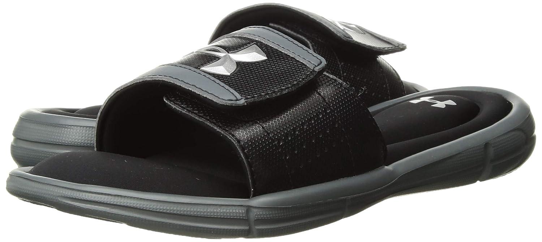 8b811b116 Amazon.com   Under Armour Kids' Ignite V Slide Sandal   Sport Sandals
