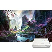 Ingooood- Painting Series- Landscape Mountains Waterfall- Jigsaw Puzzles 1000 Pieces for Adult