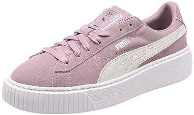 scarpe puma suede donna