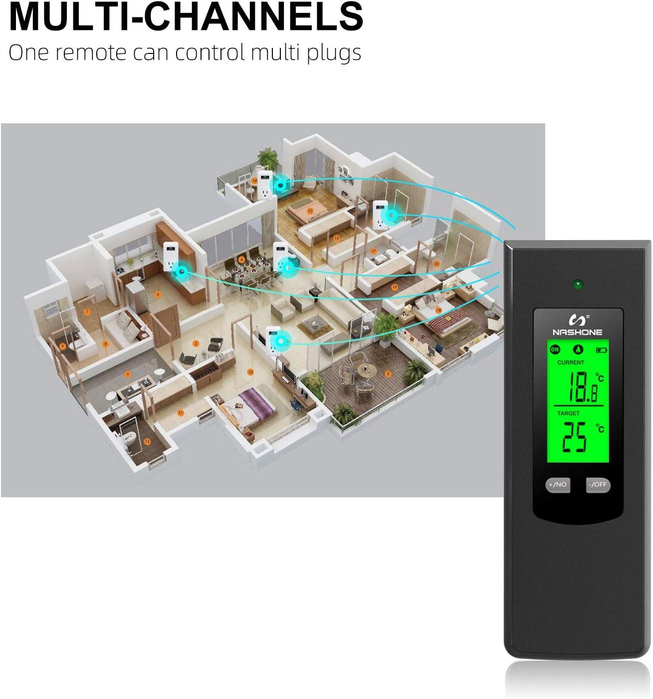 OTS100 OPS100 1 unidad Conector receptor para termostato OPS100