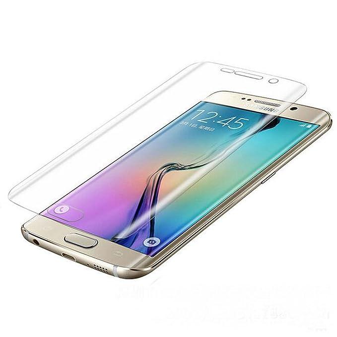1 opinioni per Pellicola protettiva completa per Samsung Galaxy S6Edge 3D, Xinrd (senza bolle)
