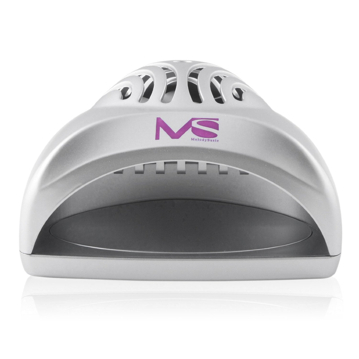 MelodySusie Nail Dryer Portable Mini Fan Lamp - Handy and Compact ...
