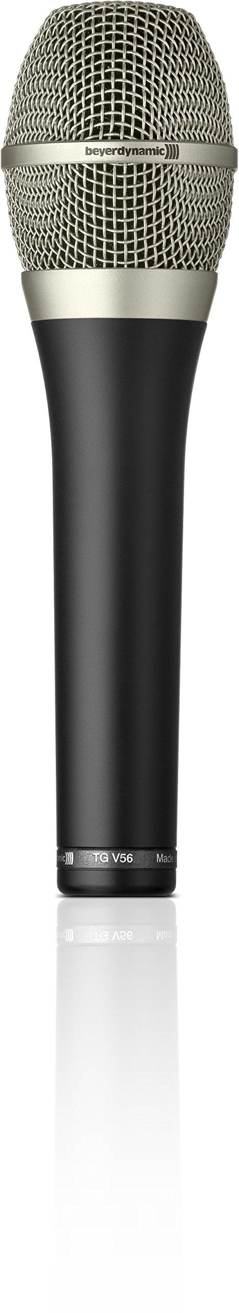 Microfono Beyerdynamic TG-V56C Electret Condenser Cardioi...