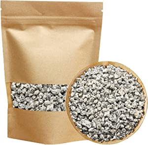 Garden Accessorie Rocks Cactus Succulent Pumice Decorative Soil Covers Landscape Bonsai DIY Rocks Maifanitum Stones for Terrarium, Fairy Gardening, Top Dressing Professional Sifted and Ready 2.2 lb