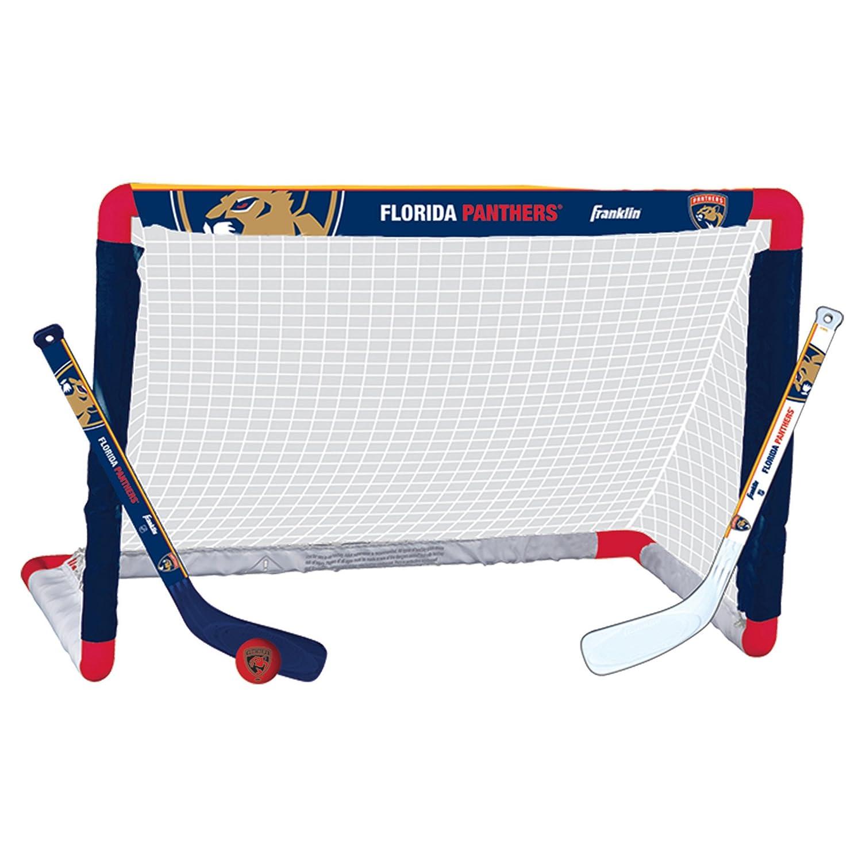 Franklin Sports NHLチーム公式ニーホッケーセット ミニホッケースティック2本&フォーム材製ミニホッケーボール1個付き B00INKKHN4