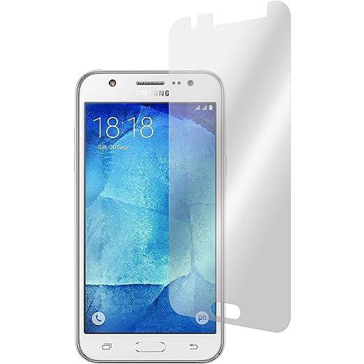 541 opinioni per 4 x Samsung Galaxy J5 (2015- J500) Pellicola Protettiva chiaro- PhoneNatic