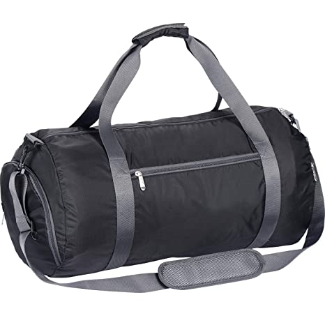 92e894b041 Amazon.com  WEWEON Top Gym Bag Sports Duffel Best for Men and Women with  Shoe Compartment  Sports   Outdoors