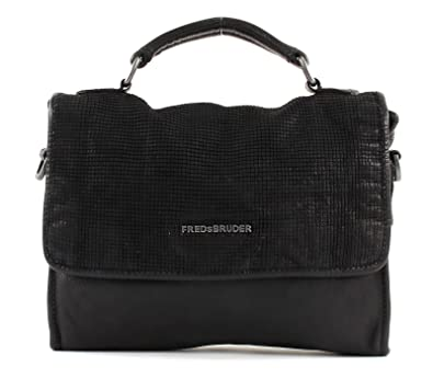 c21e8f0573dc67 FREDsBRUDER Tasche - Mini Epic - Black  Amazon.de  Schuhe   Handtaschen