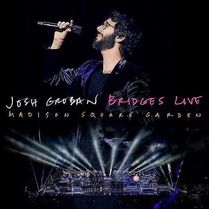 Top 8 Josh Groban Madison Square Garden