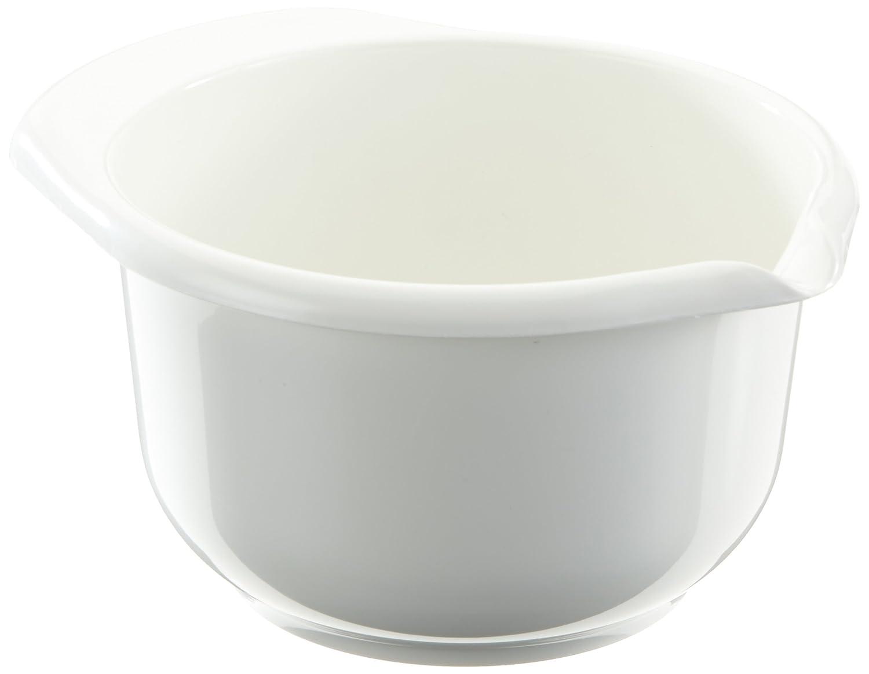 Emsa 2156301200 Superline mixing bowl, 3.0 litres, white