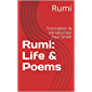 Rumi: Life & Poems: Translation & Introduction Paul Smith (Introduction to Sufi Poets Series Book 36)