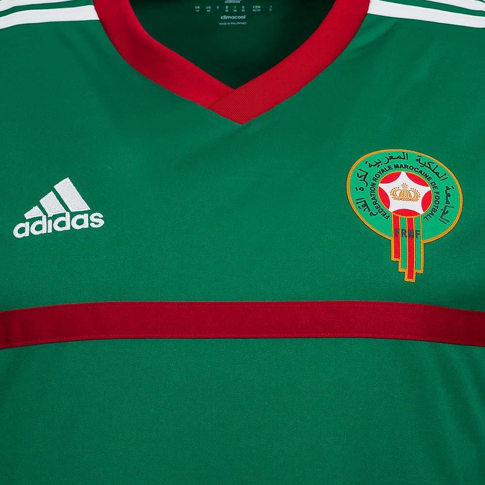 Adidas Maroc Équipe Nationale Maillot 2015 Gr. L S87688