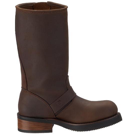 Buffalo cactus 1808-B, Unisex - Erwachsene Stiefel, braun, (brown 01), EU 40