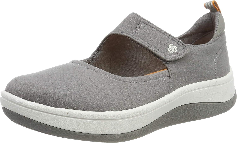 Clarks Arla Air, Zapatillas para Mujer