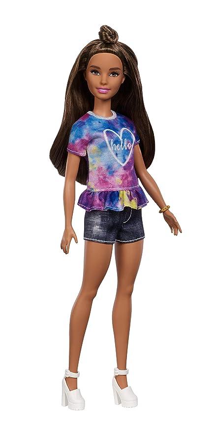 3590b8c30 Amazon.com: Barbie Fashionistas Doll 112: Toys & Games