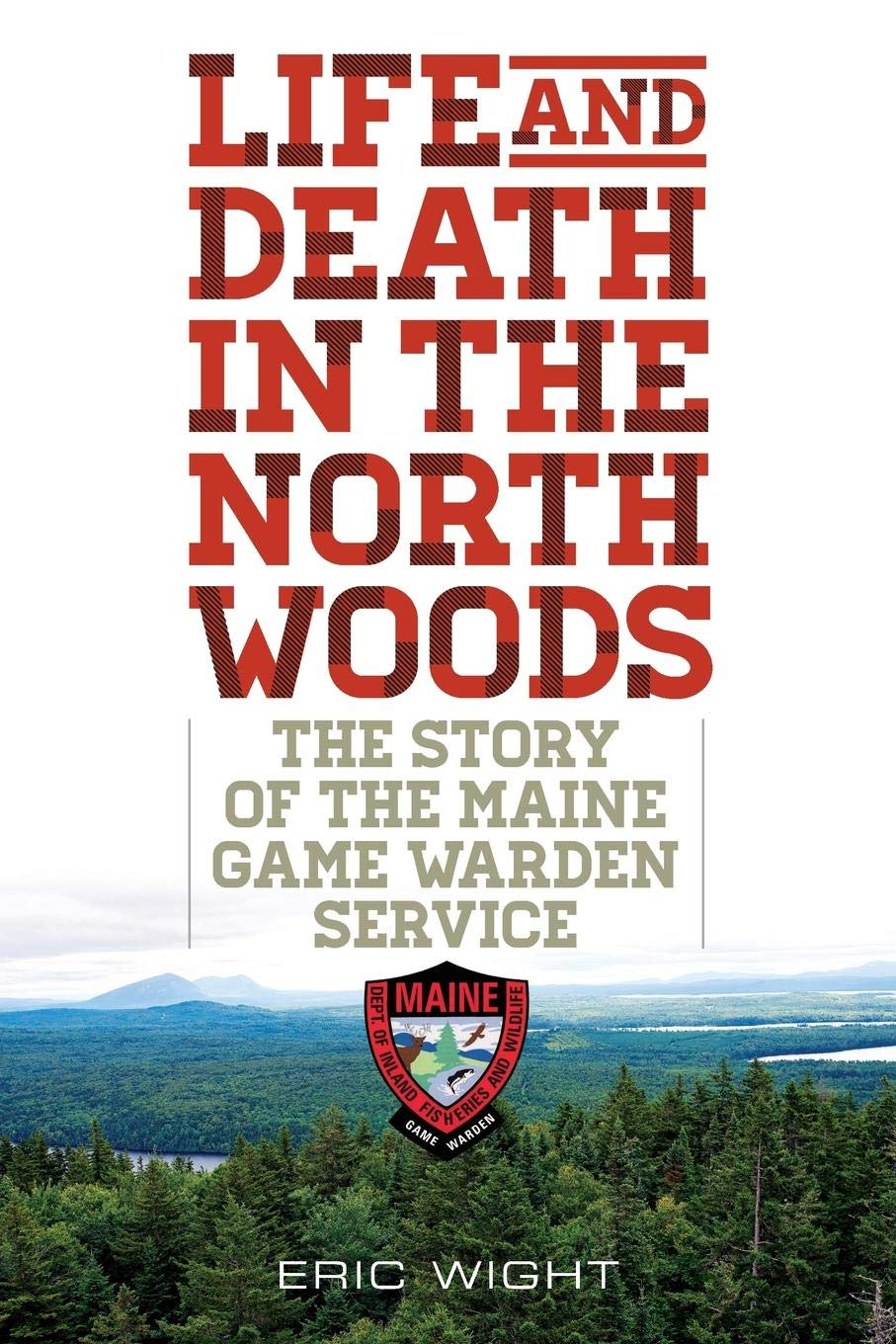 Murder in the Maine Woods