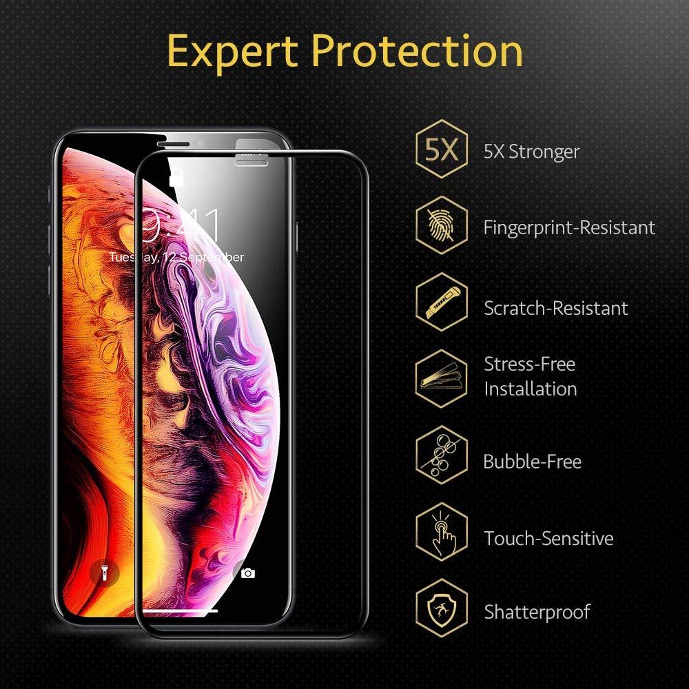 2 Vidrios Protectores Para iPhone 11 Pro , Esr