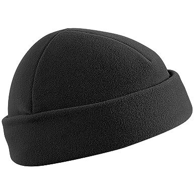 Commando Watch Cap Docker Hat Work Beanie Helikon Black  Amazon.co ... 9f9ba5617cf