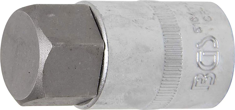 Nuss Innensechskant Steckschlüssel 17 19 22 24 mm Steckachse Motorrad BMW Honda