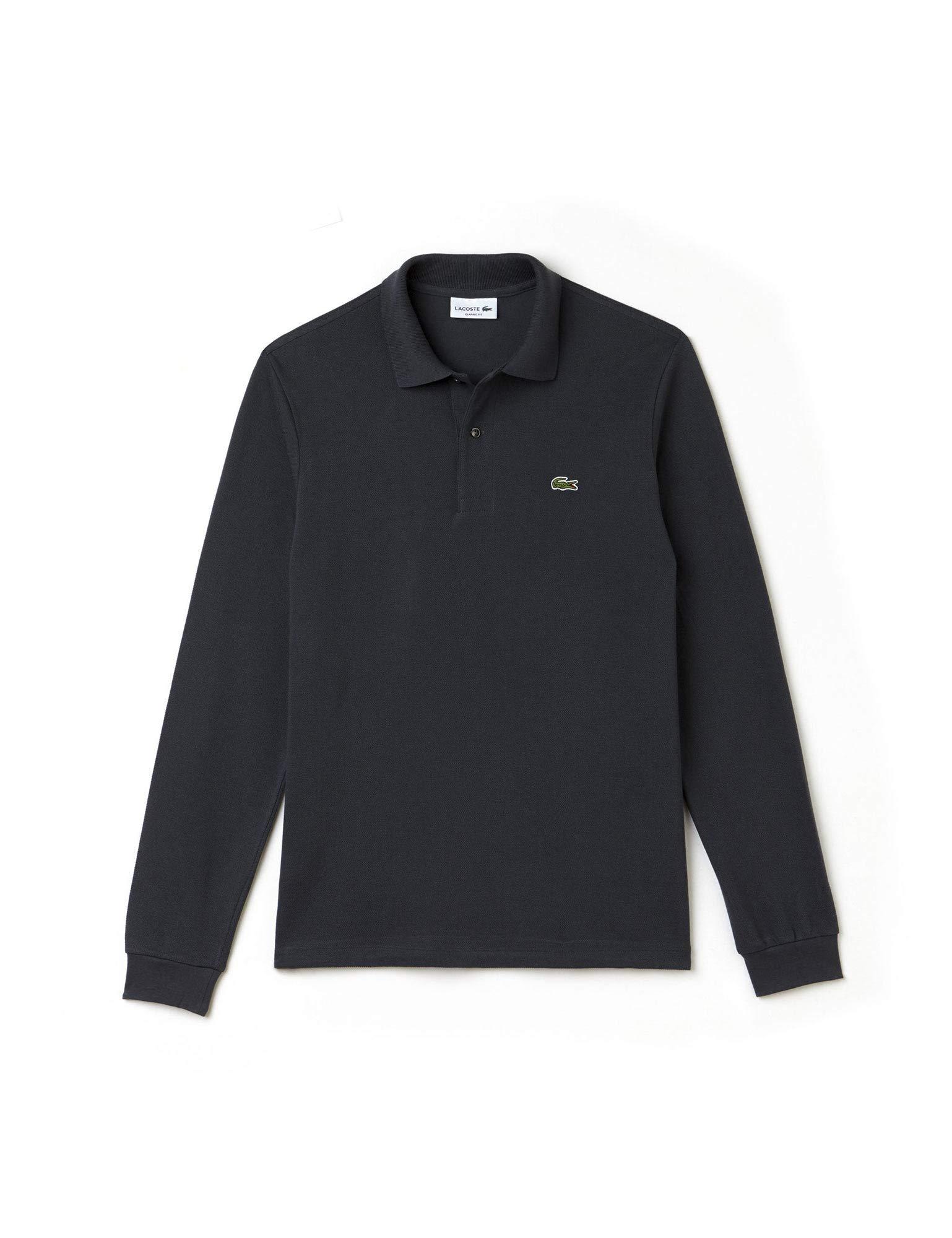 Shirt 7 Polo Size Grey In Xxl Dark Lacoste Men's wvnOm0N8