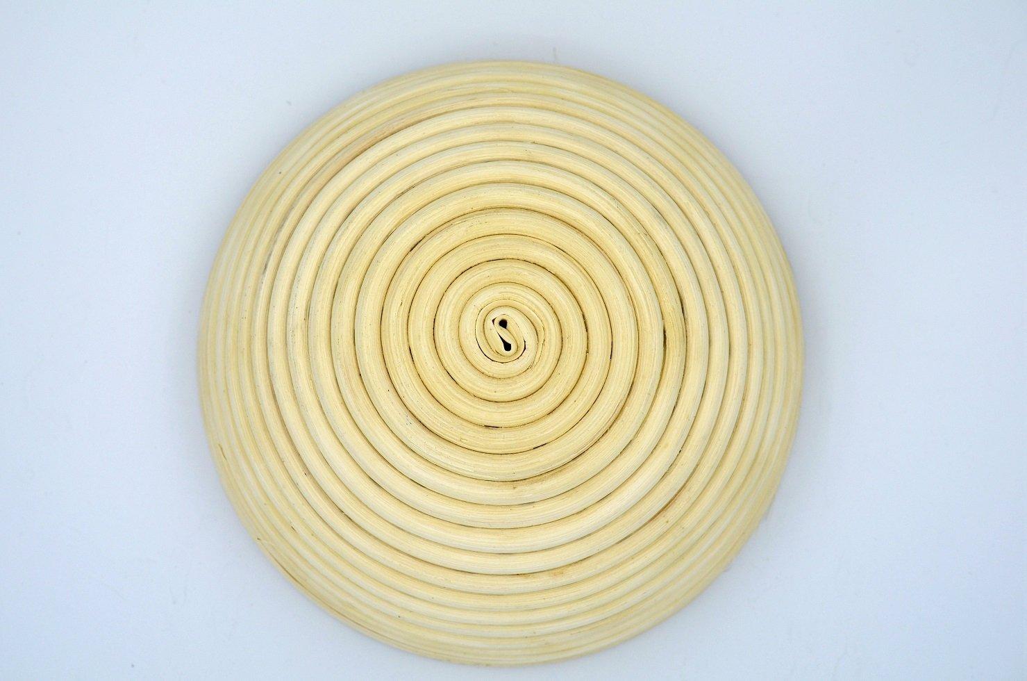 Masterproofing - Cesto Redondo para fermentar masas (hasta 500 g ...