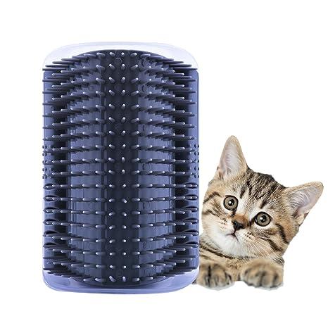 ADESUGATA Cepillo Para Mascotas,Peine Gatos,Cepillo de Eliminación de Pelo Para Mascotas,