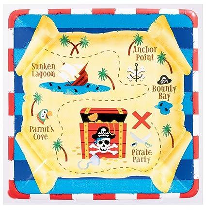 Amscan - Cubertería para fiestas (599877)