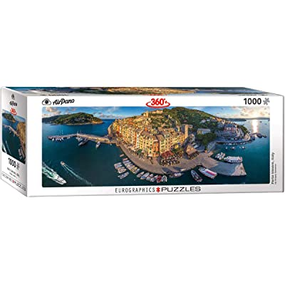 EuroGraphics Porto Venere Italy 1000-Piece Puzzle: Toys & Games [5Bkhe1105795]