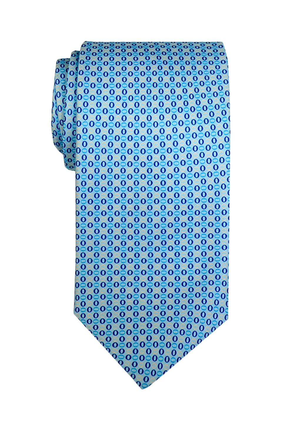 Soft Silk 3.34 Width Remo Sartori Made in Italy Mens Printed Pattern Necktie