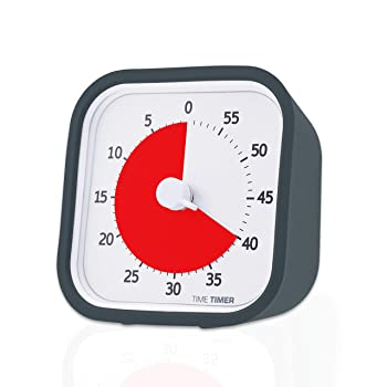 Time Timer Interchangeable Silicone Cover Kitchen Timer