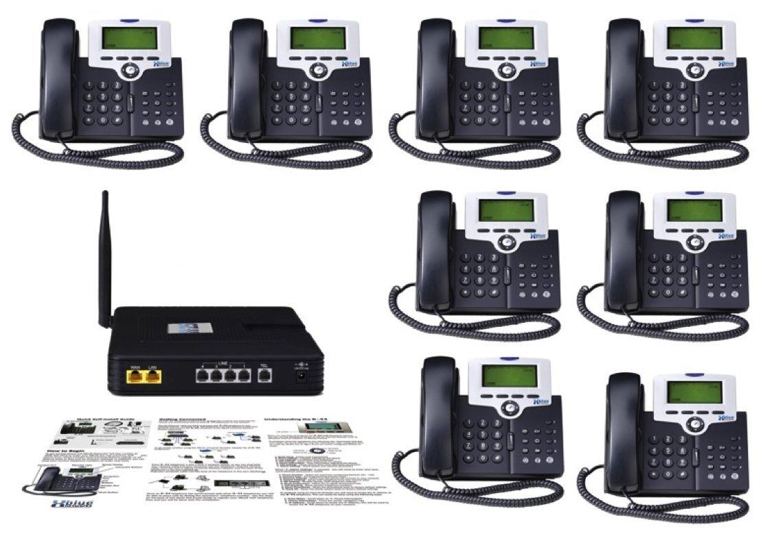 XBlue XB2500-00 X-25 VoIP System Server