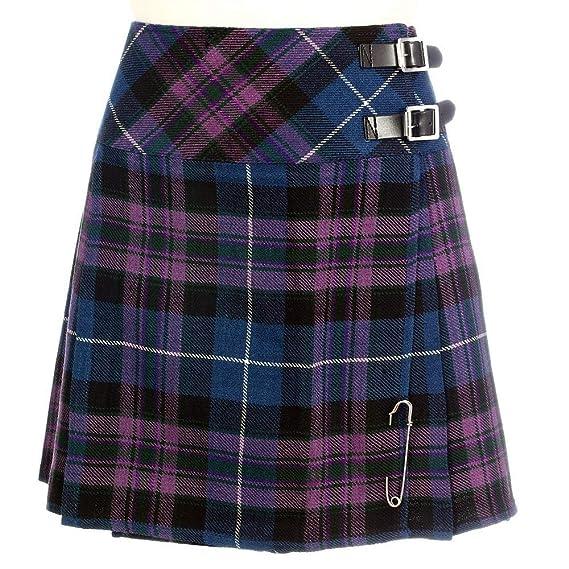 The Scotland Kilt Company Nuevo de Mujer Pride Of Escocia Escocés ...