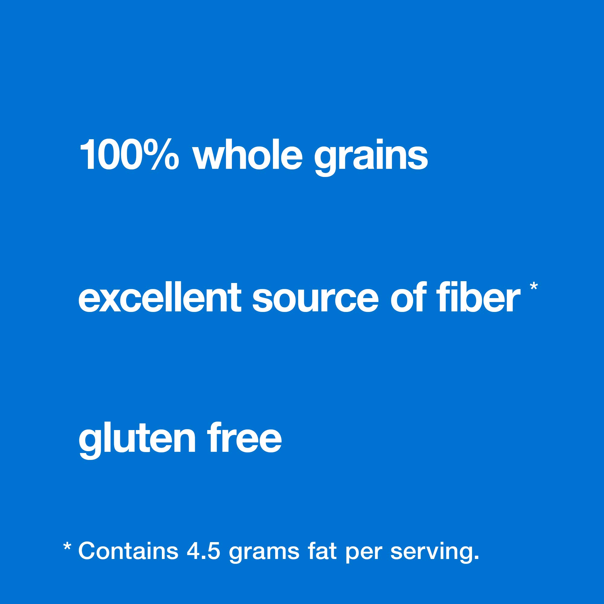 KIND Healthy Grains Granola Clusters, Vanilla Blueberry with Flax Seeds, Gluten Free, 11 Ounce Bags, 3 Count by KIND (Image #3)