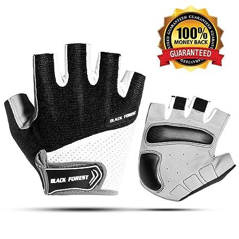 Amazon.com: DuoTang guantes de levantamiento de peso con ...