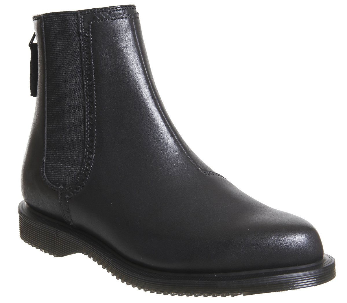 Dr. Martens Womens Zillow B071K8HRKZ 8 M UK|Black Temperley