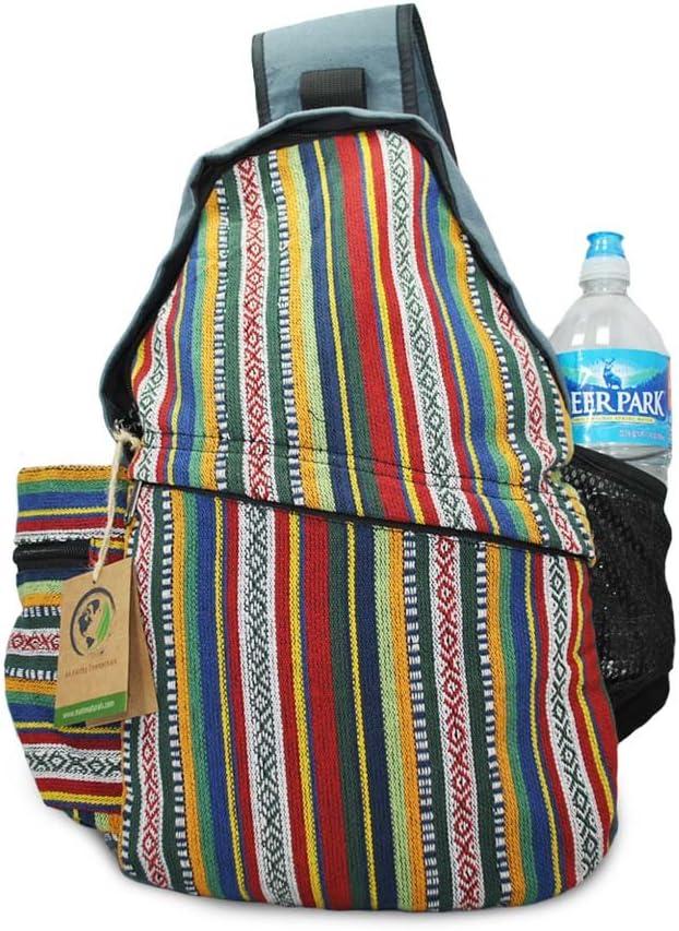 Mato Chest Shoulder Sling Bag