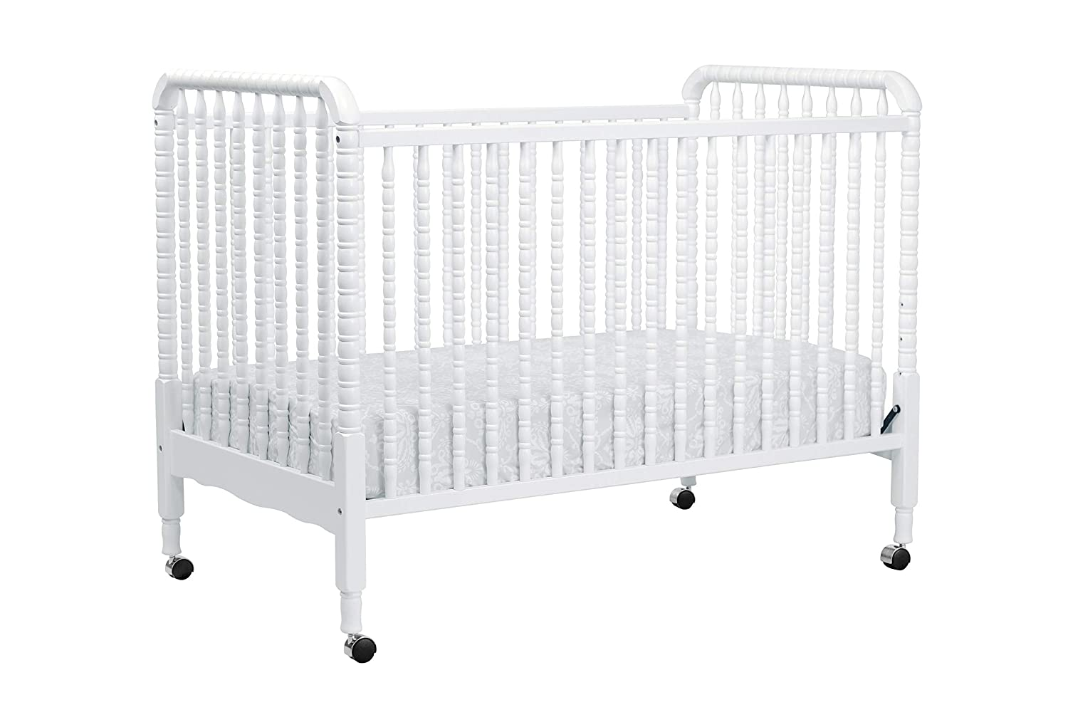 Amazon com davinci jenny lind stationary crib white baby