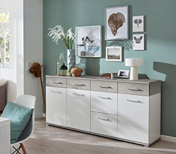 Sideboard, Kommode, Schrank, Anrichte, Highboard, Flurkommode ...