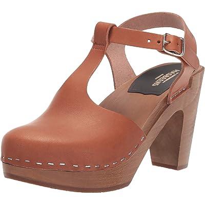 swedish hasbeens Women's T-strap Sky High Platform Sandal | Platforms & Wedges